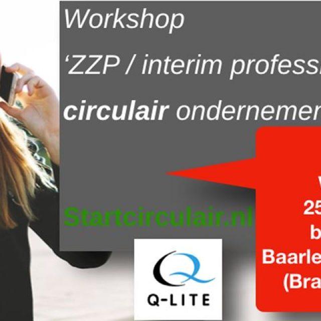 Interim professionals / consultants & circulair ondernemen