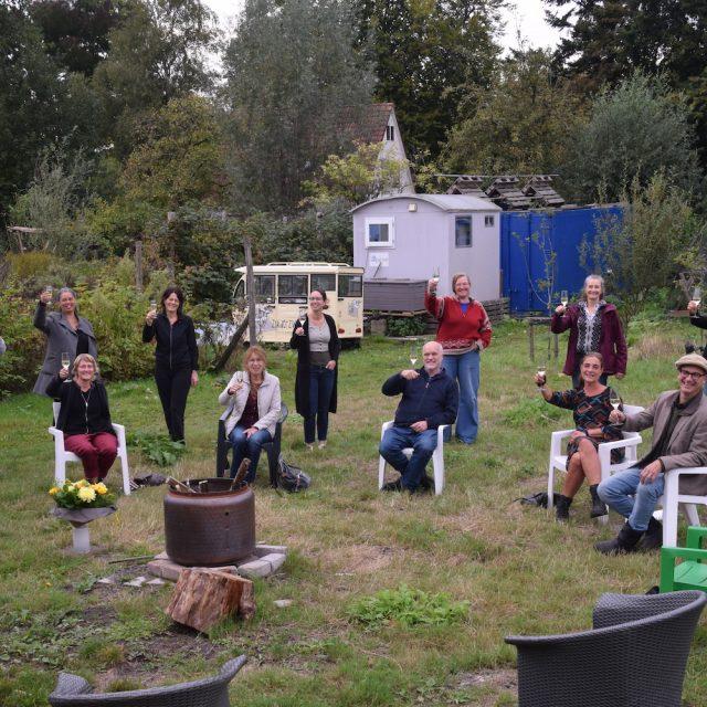 Biologische tuinderij Ut Rooie Bietje overgenomen door Stichting 'Un Bietje Groen'