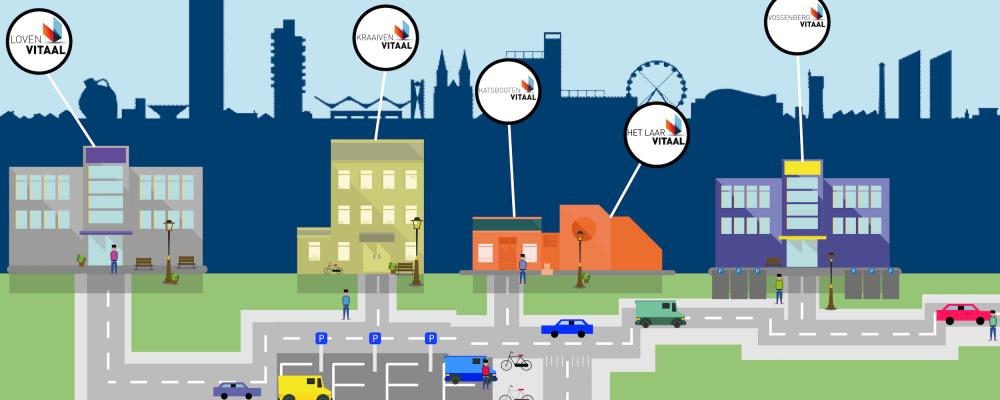 Tilburgse ondernemers gaan massaal aan de slag met de deeleconomie