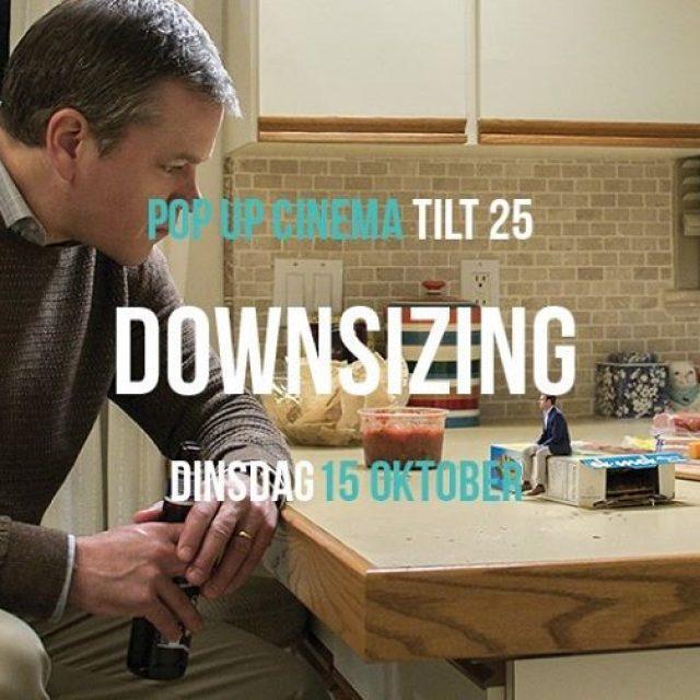 Downsizing: Film in Kringloop Tilburg