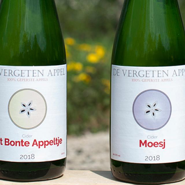Ambachtelijke Appel Cider