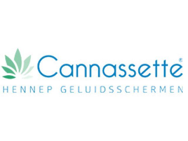 Cannassette® Hennep Geluidsscherm