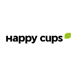 Happy Cups Logo